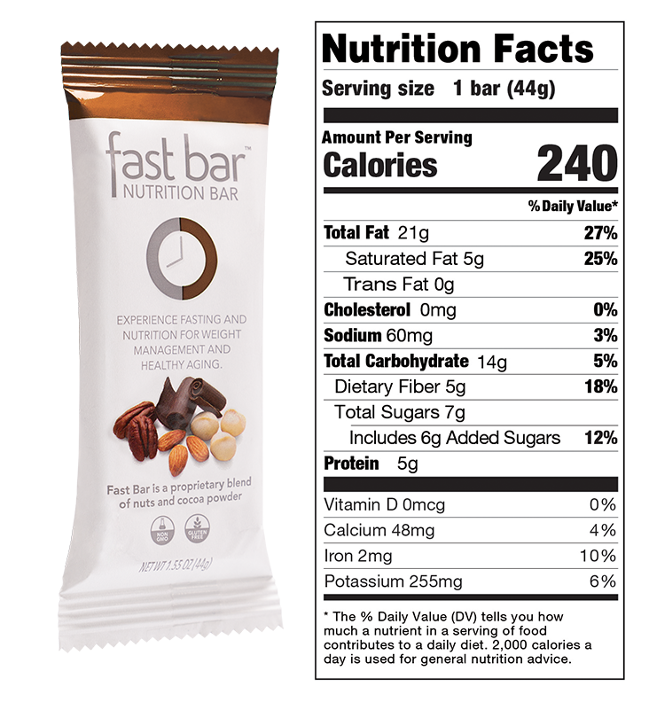 Fast Bar Cocoa Nuts