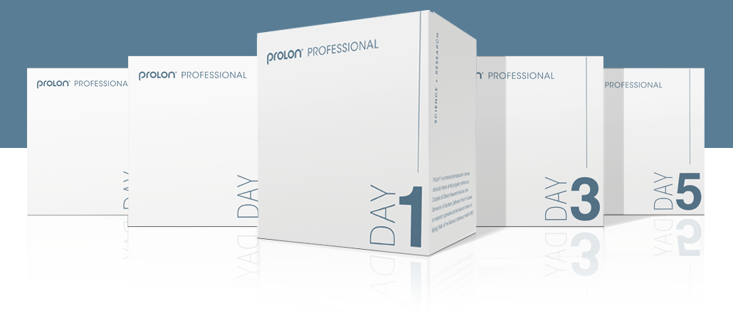 ProLon Professional Fasting Mimicking Diet – Daily Boxes